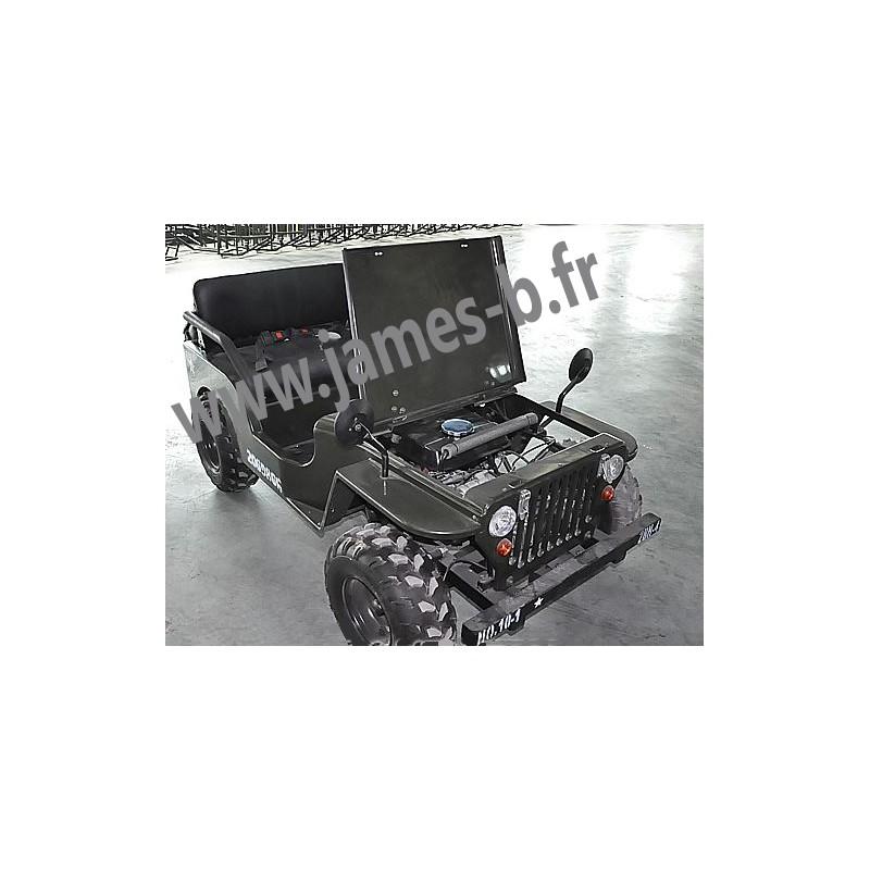 Mini Jeep James B