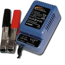 Chargeur de Batterie 2,6 et 12v 0.3Amp/h