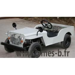 Mini Jeep James B.