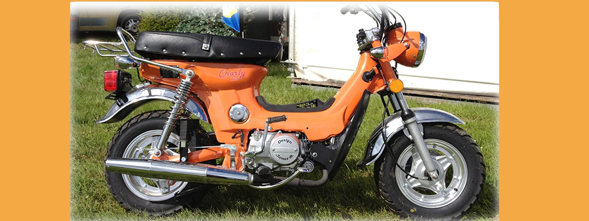 Charly orange sécurité